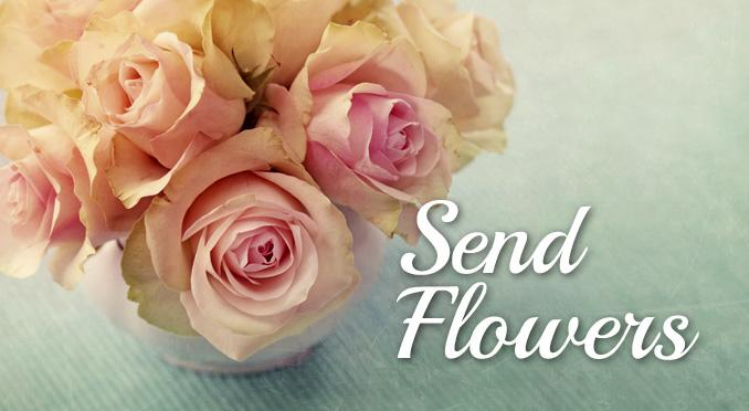 Send a Sympathy Floral Arrangement